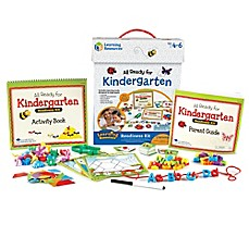 image of Learning Resources® All Ready for Kindergarten Readiness Set