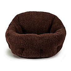 image of Best Friends by Sheri Deep Dish Sherpa Pet Beds