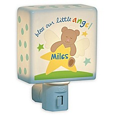 image of Boy Bear Nightlight in White