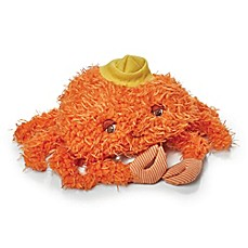 image of Bunnies By The Bay™ Crab Cake Plush in Orange