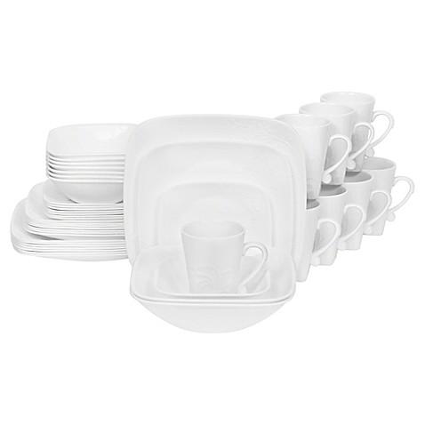 Corelle\u0026reg; Boutique Cherish 42-Piece Dinnerware Set  sc 1 st  Bed Bath \u0026 Beyond & Corelle® Boutique Cherish 42-Piece Dinnerware Set - Bed Bath \u0026 Beyond