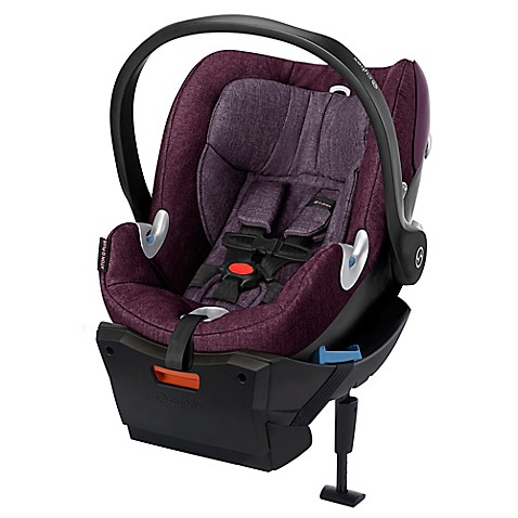 buy cybex platinum aton q plus infant car seat in grape juice from bed bath beyond. Black Bedroom Furniture Sets. Home Design Ideas