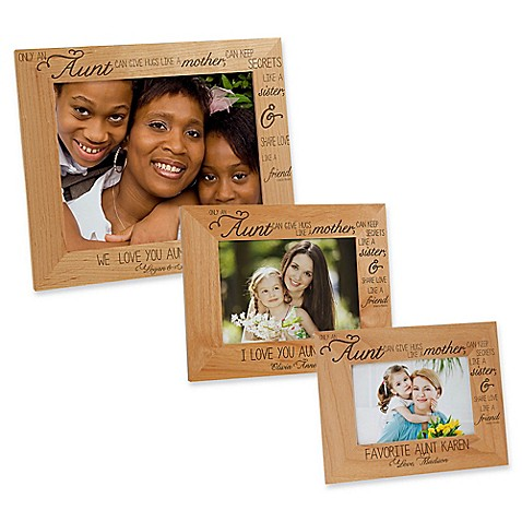Special Aunt Picture Frame - Bed Bath & Beyond
