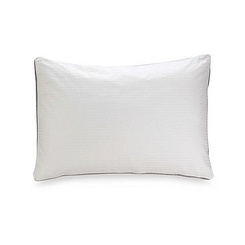 Buy isotonicr indulgencetm standard queen side sleeper for Best pillow for side sleepers bed bath and beyond