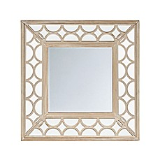 image of Madison Park Avalon Scallop Mirror
