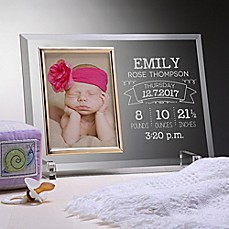 image of I Am Special Birth Announcement Picture Frame