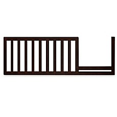 image of Pali™ Lucca Toddler Guard Rail in Mocha