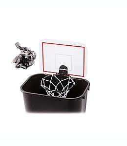 Samsonico Canasta de basquetbol para bote de basura