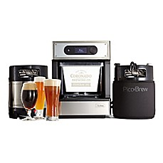 image of PicoBrew Pico Pro Automated Craft Beer Brewery System in Silver