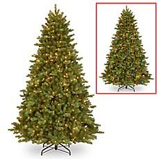 image of national tree company 7 12 foot pre lit led - Artifical Christmas Trees