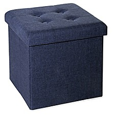 Storage Benches Ottomans Amp Cubes Pouf Bed Bath Amp Beyond