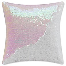 image of VCNY Home Little Wanderer Sequin Throw Pillow