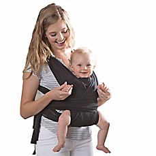 image of Boppy™ ComfyFit™ Baby Carrier in Black