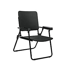 image of HoMedics® Folding Chair for Massage Cushions in Black