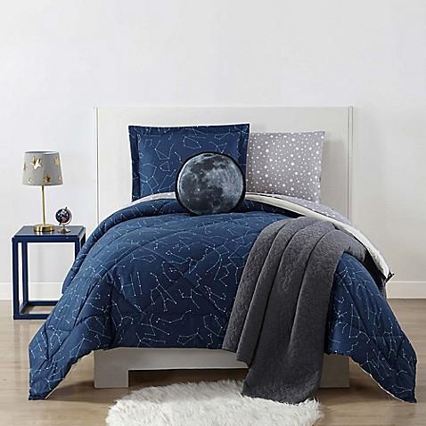 Laura Hart Kids Night Sky Comforter Set Bed Bath Amp Beyond