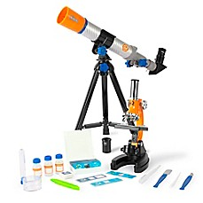 image of Discovery Apollo Telescope/Microscope Set