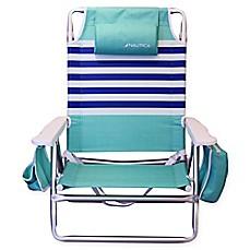 Nautica® 5-Position Beach Chair  sc 1 st  Bed Bath u0026 Beyond & Beach u0026 Pool Chairs Beach Umbrellas | Bed Bath u0026 Beyond