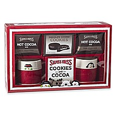 image of Swiss Miss® Cookies & Cocoa Milk Chocolate Gift Set