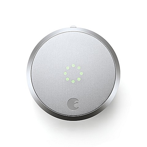 August Home® Smart Lock Home Kit