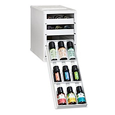 image of YouCopia® BottleStack™ 36-Bottle Essential Oil Organizer