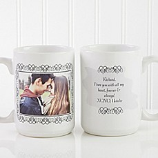 image of My Words To You 15 oz. Coffee Mug in White
