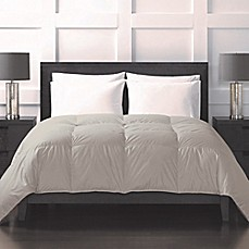 image of Sharper Image® 370-Thread-Count Year-Round Down Alternative Comforter