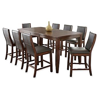 Xander 9 Piece Counter Dining Set