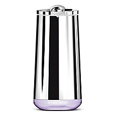 image of simplehuman® Rechargeable Foaming Sensor Pump with Lavender Soap