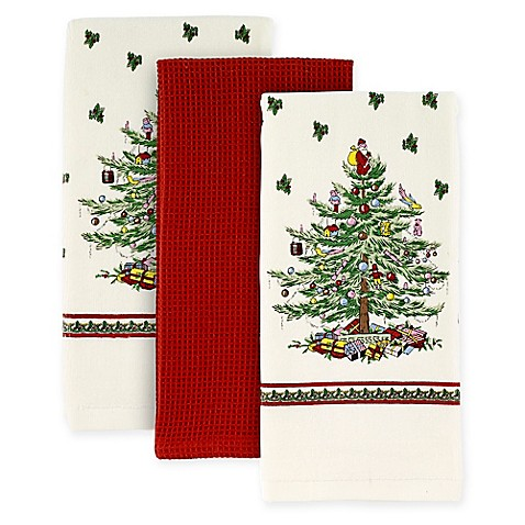 Bed Bath And Beyond Christmas Kitchen Towels