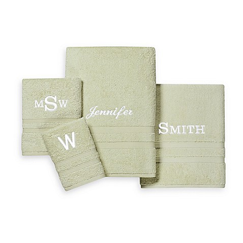 Buy Wamsutta 174 Ultra Soft Micro Cotton Washcloth In Sage