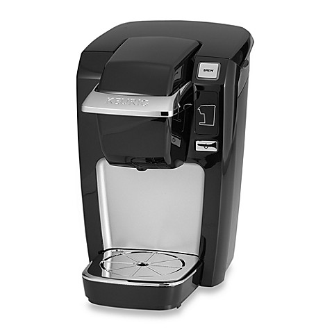 Keurig® K15 Mini Plus Brewing System in Black