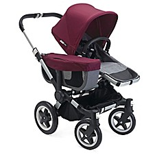 image of Bugaboo Donkey2 Mono Complete Stroller