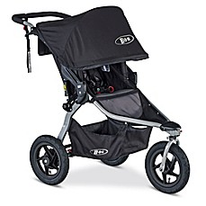 image of BOB Rambler Jogging Stroller in Black