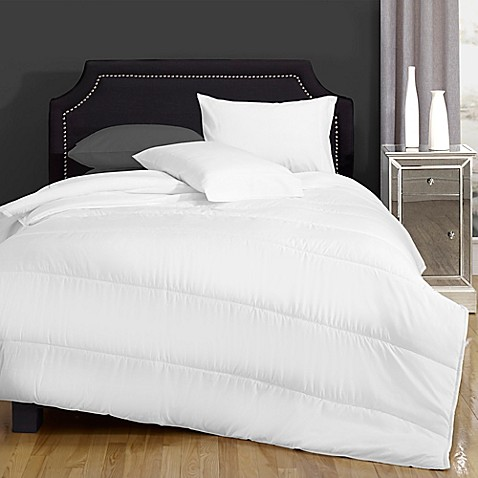 Canada's Best Cotton Rich Comforter in White