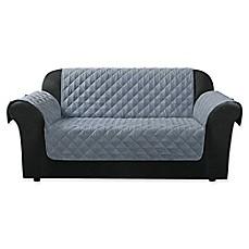 Image Of Sure Fit® MultiGuard Non Slip Furniture Cover