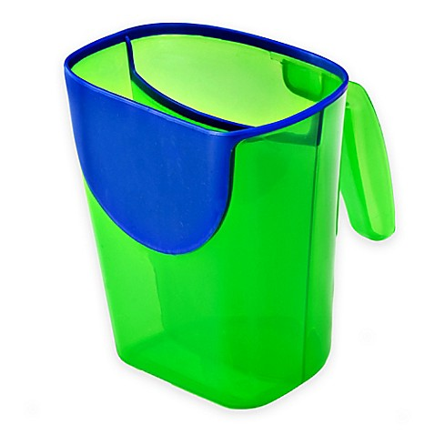 Shampoo Rinse Cup in Green