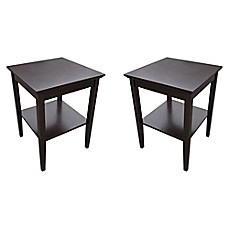 image of USB Accent Tables (Set of 2)