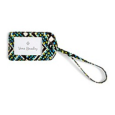 image of Vera Bradley® Luggage Tag in Rain Forest