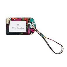 image of Vera Bradley® Luggage Tag in Autumn Leaves