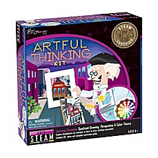 image of Great Explorations® STEAM Learning System- Arts: Artful Thinking Kit