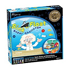 image of Great Explorations® Engineering: Sink or Float STEAM Learning System