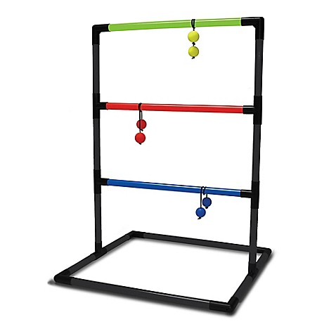 how to build ladder ball
