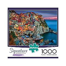 image of Buffalo Games™ 1000-Piece Signature Cinque Terre Italy Puzzle