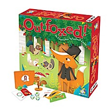 image of Gamewright® Outfoxed Game