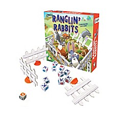 image of Gamewright® Ranglin' Rabbits Game