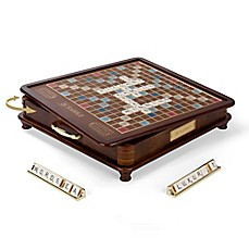 image of Scrabble Luxury Edition
