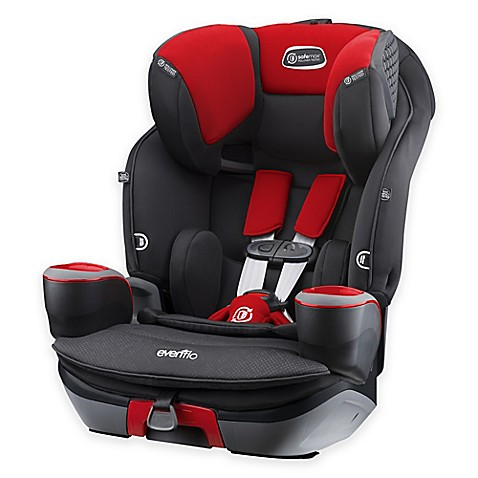 buy evenflo safemax 3 in 1 combination booster seat in crimson from bed bath beyond. Black Bedroom Furniture Sets. Home Design Ideas