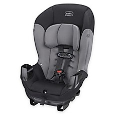 image of Evenflo® Sonus Convertible Car Seat in Charcoal Sky