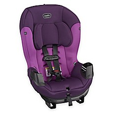 image of Evenflo® Sonus Convertible Car Seat in Dahlia Pink