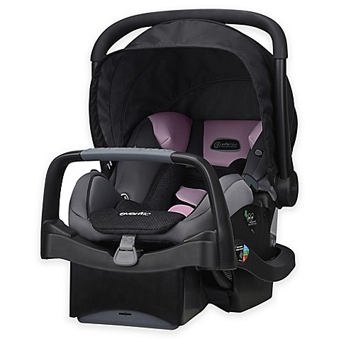 buy evenflo safemax infant car seat in noelle from bed bath beyond. Black Bedroom Furniture Sets. Home Design Ideas